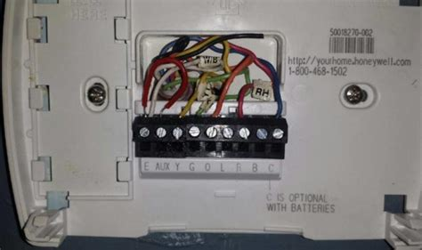 How Wire Heat Pump Thermostat Arnold Service