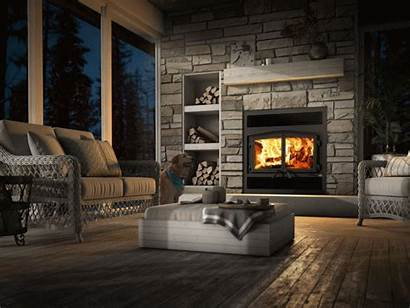 Osburn Stratford Ii Wood Fireplace Stove Insert