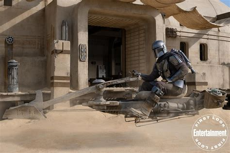 THE MANDALORIAN Season 2 - First Images Released and Jon ...
