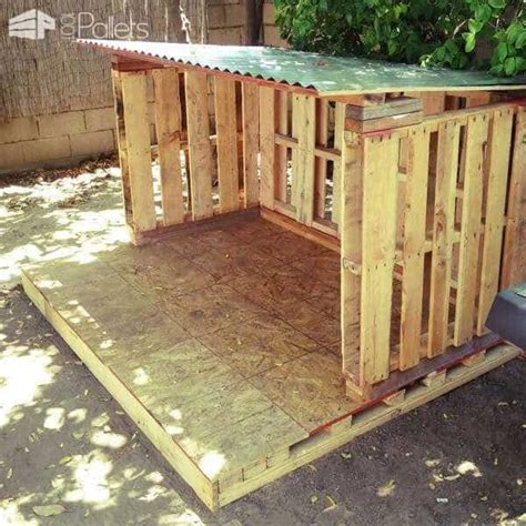 Fun Outdoor Diy Home Projects With Pallets • 1001 Pallets
