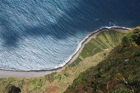 madeira portugal cliff  photo  pixabay