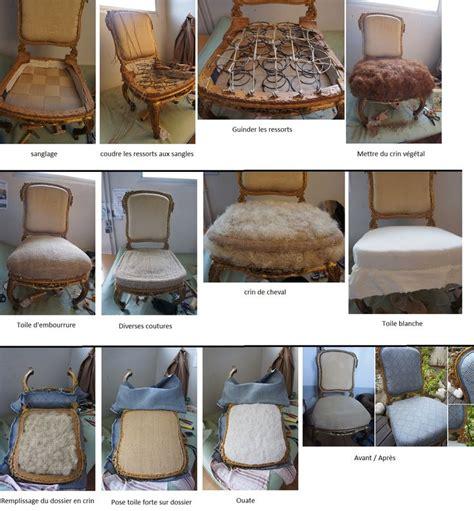 comment tapisser une chaise ancienne relooker chaise paille comment recouvrir une chaise avec du simili cuir votre with comment