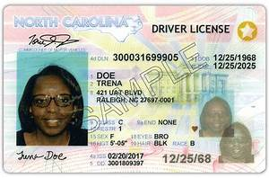 Official NCDMV:... Real Id