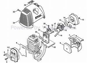 Stihl Fs 130 Parts Diagram