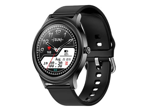 TouchTime Round Full Screen Smart Watch | StackSocial