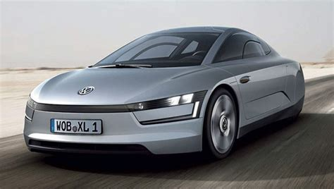 Volkswagen Xl1 Confirmed For 2013 Production With 313 Mpg