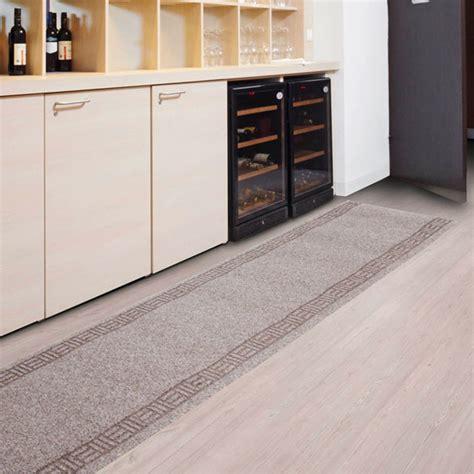 tapis pour cuisine tapis cuisine sur mesure amortissant résistant sur