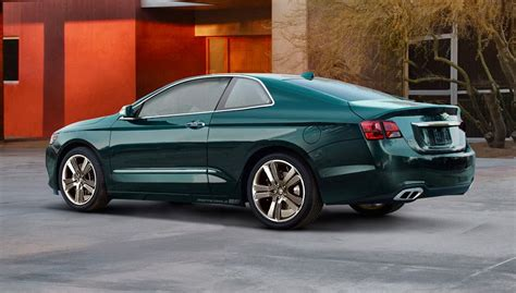 2018 Chevy Monte Carlo  Best New Cars For 2018