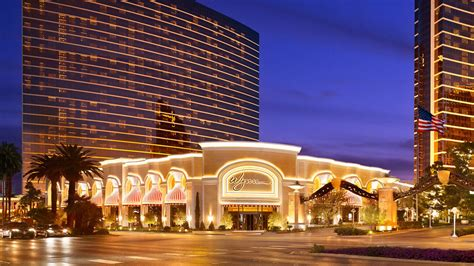 Wynn Las Vegas Announces New Retail Destination Wynn Plaza