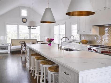 Kitchen Island Lighting Design