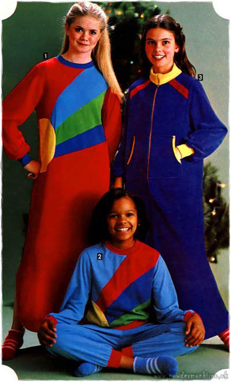 childrens nightwear catalogues  retro musings