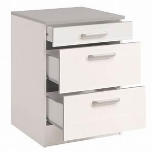 Petit Meuble Pas Cher : caisson cuisine bas petit meuble de rangement cuisine pas ~ Dailycaller-alerts.com Idées de Décoration