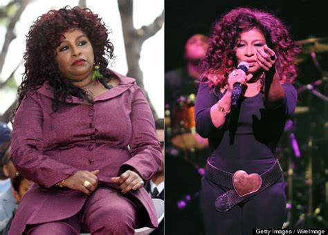 chaka khan battle diabetes  vegan  lose weight