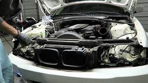 2006 Bmw M3 Engine Removal Process   Bmw E46 Cooling Fan Replacement Bmw 325i 2001 2005 Bmw