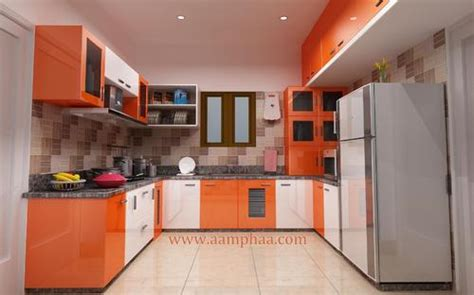 orange coloured kitchen accessories orange color kitchen decor ideas in arumbakkam chennai 3759