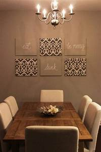 Dining Room : Dining Room Walls Kitchen Wall Decorating ...