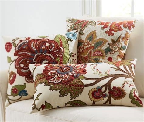 Pottery Barn Sofa Pillows by 20 Zestful Decorative Throw Pillows Home Design Lover
