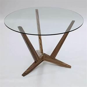 Runder Kleiner Tisch : ultramoderne designs vom glasplatte tisch ~ Markanthonyermac.com Haus und Dekorationen