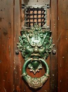 Knock, Knock, Enviable, Decorative, Door, Knockers