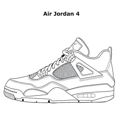 Coloring Jordans by Pin Di Valentina Troiani Su Illustrazioni Scarpe Shoes