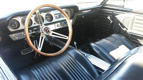 1964 Gto Interior by 1964 Pontiac Gto Convertible 163138