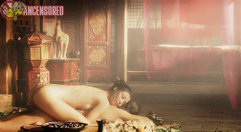 Nackte Min Sun Kim In Portrait Of A Beauty