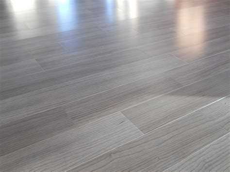 gray hardwood floor maple