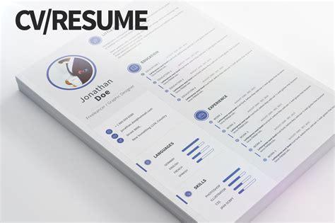 Alternative Resume Templates by 50 Meilleurs Cv Et Mod 232 Les De Cv De 2019 Un Site D