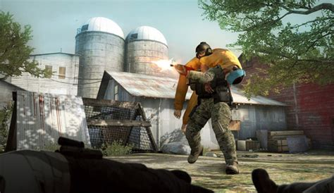 counter strike global offensive hostage rescue mode