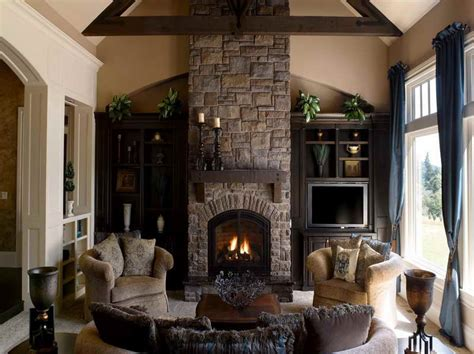 20 Fireplace Designs For Classic Warmth