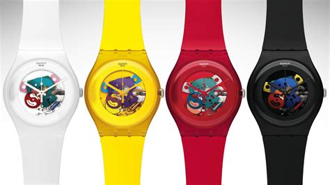 swatch design offers for less swatch watches