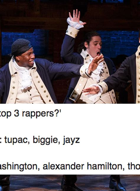 Hamilton Musical Memes - 27 times the quot hamilton quot fandom had jokes buzzfeed