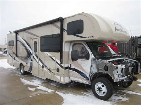 2017 Thor Motor Coach Four Winds Rv For Sale, 34 Miles