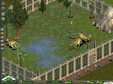 zoo tycoon dinosaur digs pc games screenshots beasties colorful