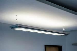 Led Deckenbeleuchtung Indirekt : waldmann beleuchtung seats4all b ro und objekteinrichtung ~ Indierocktalk.com Haus und Dekorationen
