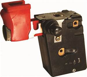 Power Tool Switches Variable Speed Ics124sk