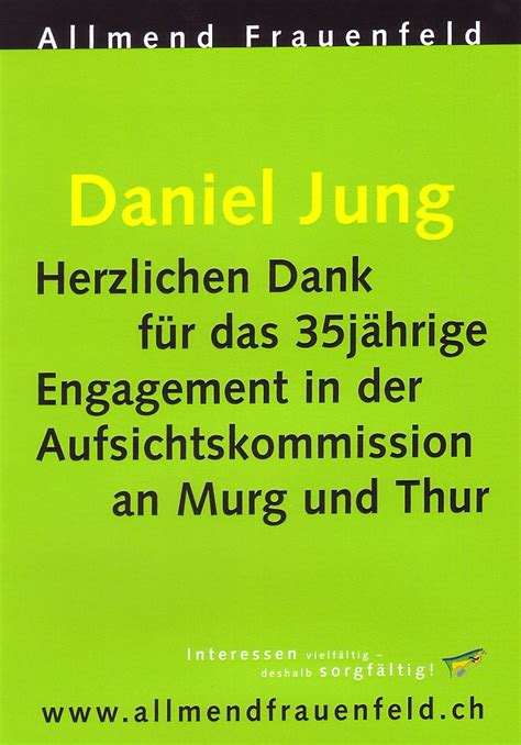 daniel jung privat