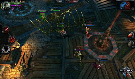 Hack 'n' Slash Rpg The Witcher Slated To Land On Android