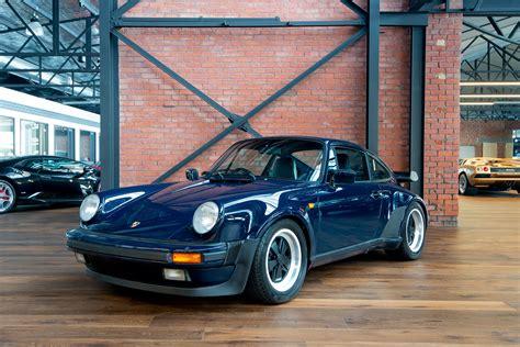 1985 Porsche 911 Carrera Wide Body Richmonds Classic