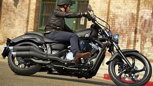 Yamaha Chopper Motorrad : 2016 yamaha xvs1300 custom shows off a matte grey livery ~ Jslefanu.com Haus und Dekorationen