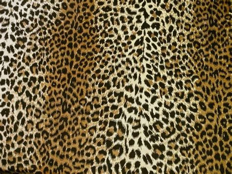 Animal Print Fabric For Upholstery by Leopard Print Upholstery Velvet Cotton Fabric By Fragolina