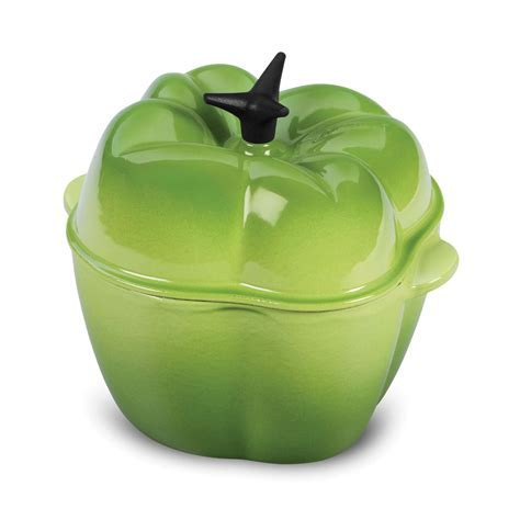 Le Creuset Cast Iron Bell Pepper Casserole, 2.25 quart