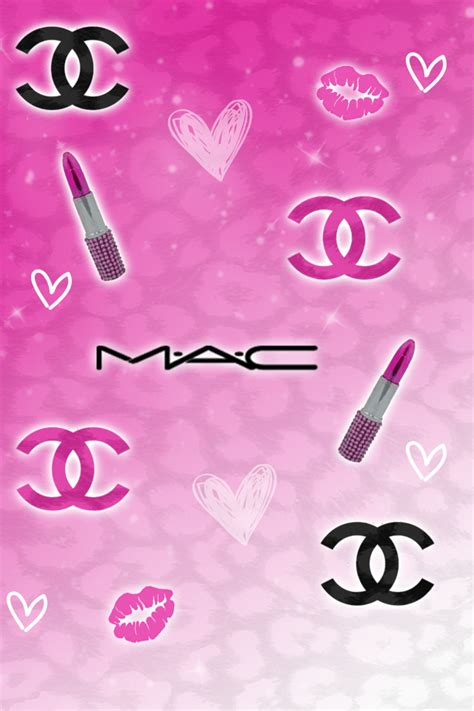 pink chanel wallpaper gallery