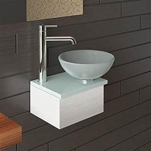 Waschtische Für Badezimmer : badm bel aus glas waschtisch alpenberger serie 40 ~ Michelbontemps.com Haus und Dekorationen