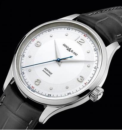 Montblanc Heritage Automatic Watches Line Releases Six