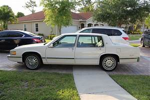 Find Used 1992 Cadillac Deville In Chipley  Florida