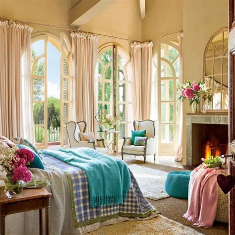 beautiful bedroom decorating  unique vintage style