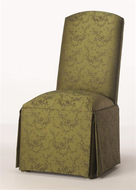 skirted parsons chair blue hatteras skirted parsons chair