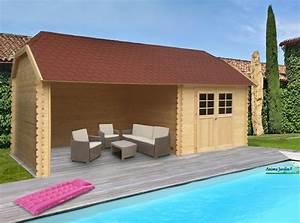 Abri De Jardin Ouvert : abri de jardin en bois moiti ouvert cottage solid 4 ~ Premium-room.com Idées de Décoration