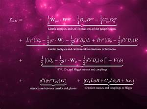 Images: The World's Most Beautiful Equations | Equation
